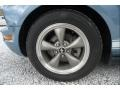 2006 Windveil Blue Metallic Ford Mustang V6 Premium Coupe  photo #7