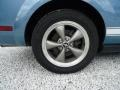 2006 Windveil Blue Metallic Ford Mustang V6 Premium Coupe  photo #9