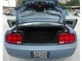 2006 Windveil Blue Metallic Ford Mustang V6 Premium Coupe  photo #15