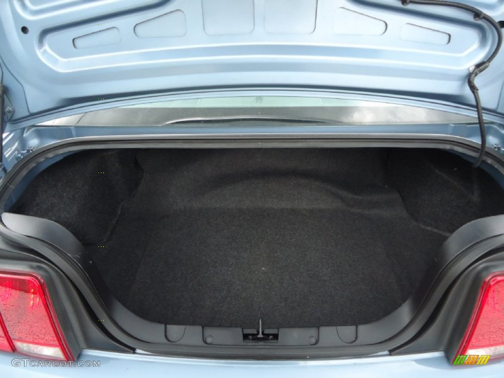 2006 Ford Mustang V6 Premium Coupe Trunk Photo #103259894