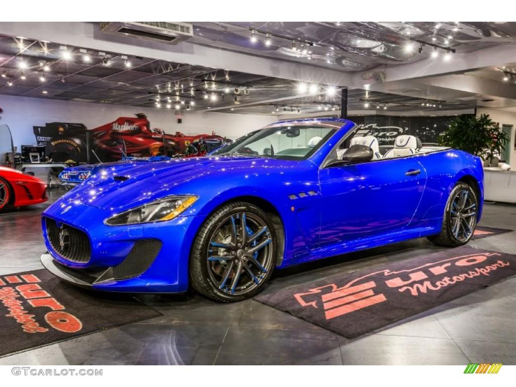 2015 Centennial Edition Blu Inchiostro Maserati