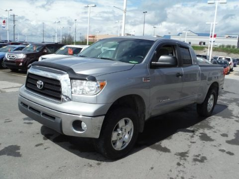 2008 Toyota Tundra SR5 TRD Double Cab 4x4 Data, Info and Specs