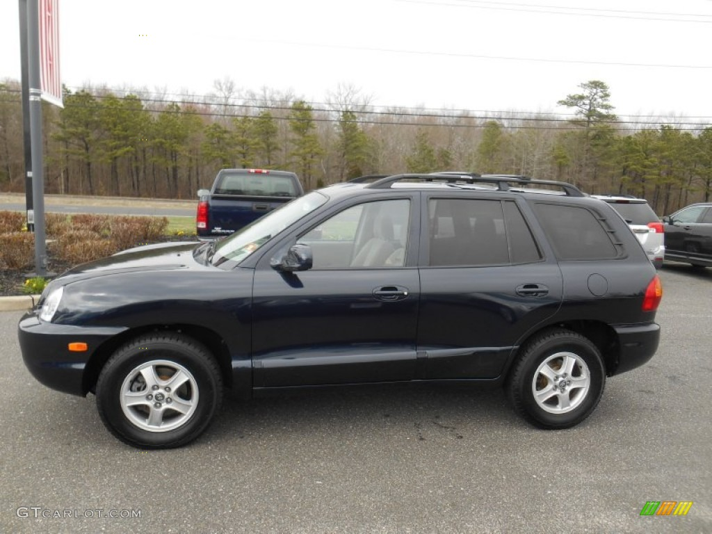2004 hyundai santa fe gls 4wd exterior photos. Black Bedroom Furniture Sets. Home Design Ideas