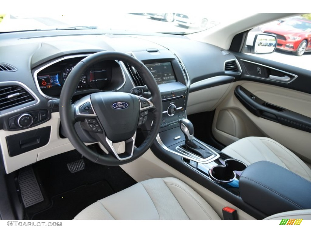 Ford Edge Colors >> Ceramic Interior 2015 Ford Edge Titanium Photo #103285402 | GTCarLot.com