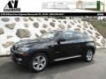 Jet Black 2012 BMW X6 xDrive35i