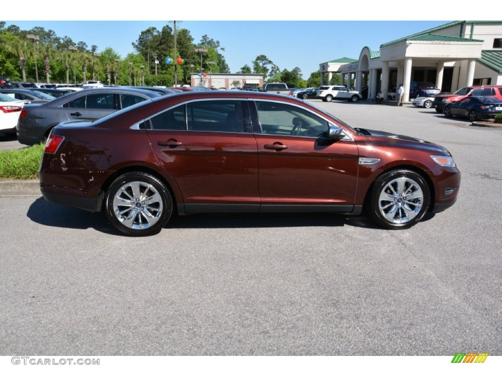 Cinnamon metallic 2012 ford taurus limited exterior photo 103294627 gtcarlot com