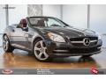 Steel Grey Metallic 2013 Mercedes-Benz SLK 350 Roadster