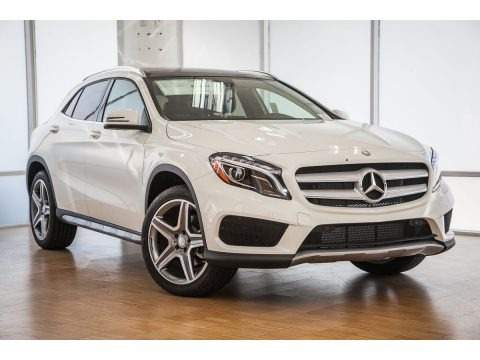 2015 Mercedes-Benz GLA 250 4Matic Data, Info and Specs
