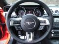 Ebony Steering Wheel Photo for 2015 Ford Mustang #103302454