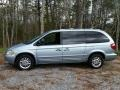 2003 Butane Blue Pearl Chrysler Town & Country Limited  photo #3
