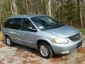 2003 Butane Blue Pearl Chrysler Town & Country Limited  photo #8