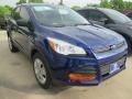 2015 Deep Impact Blue Metallic Ford Escape S #103279248