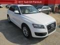 Ibis White 2011 Audi Q5 2.0T quattro