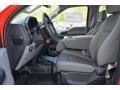Medium Earth Gray Interior Photo for 2015 Ford F150 #103327130