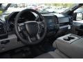 Medium Earth Gray Dashboard Photo for 2015 Ford F150 #103327151