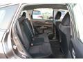 2012 Honda CR-V Black Interior Rear Seat Photo
