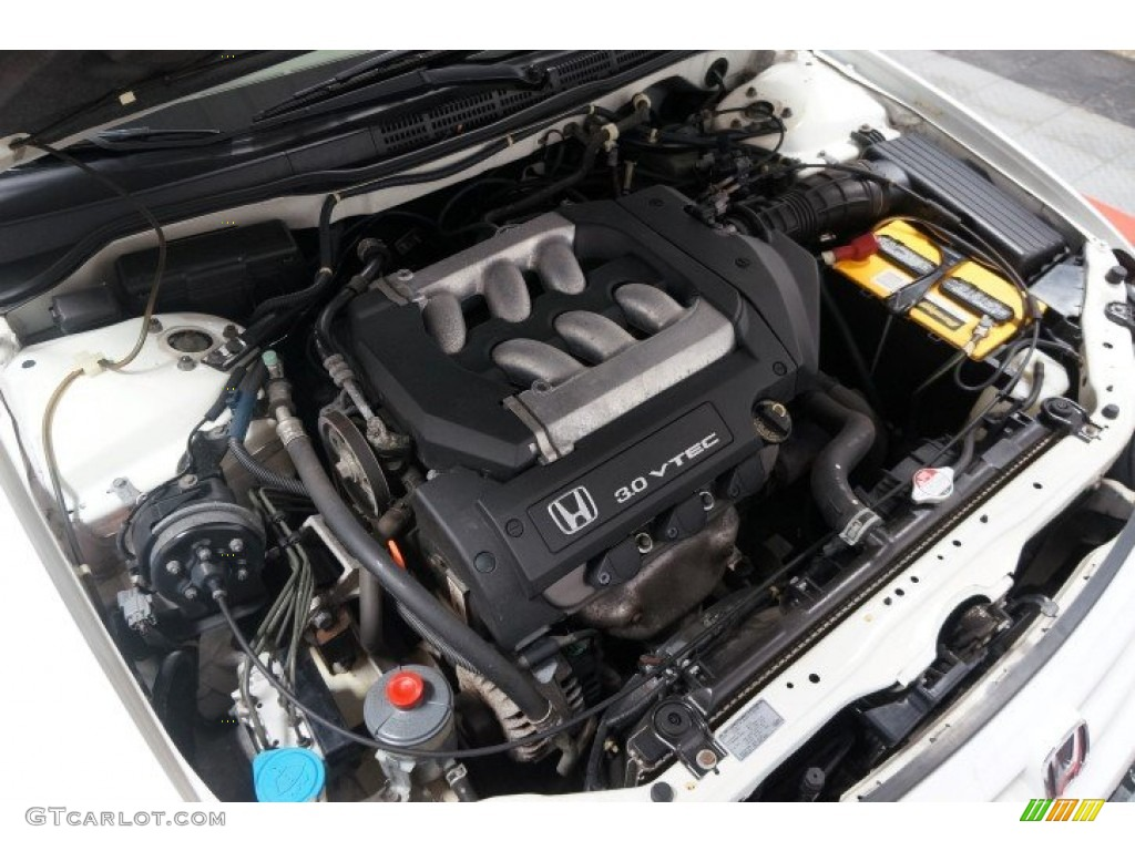2002 Honda Accord Ex V6 Sedan Engine Photos Gtcarlot Com