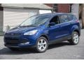2015 Deep Impact Blue Metallic Ford Escape SE 4WD #103323483