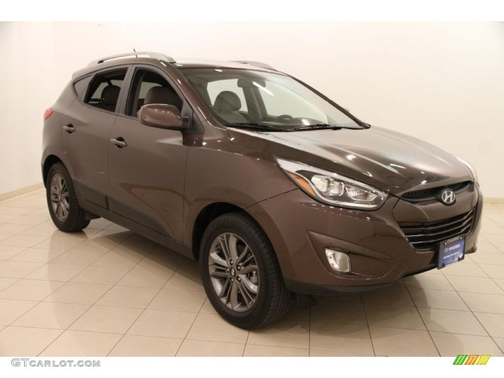 2015 Kona Bronze Hyundai Tucson Se Awd 103362227