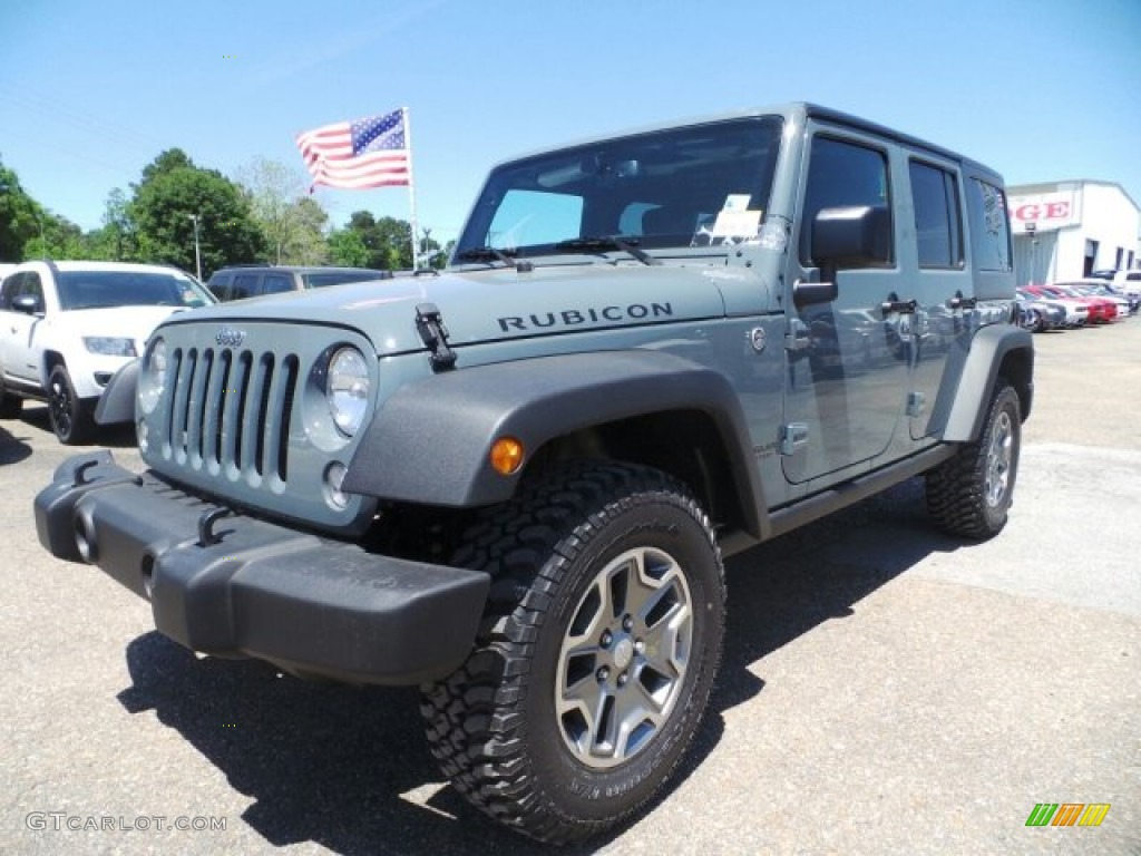 2015 Anvil Jeep Wrangler Unlimited Rubicon 4x4 103362007 Car Color Galleries