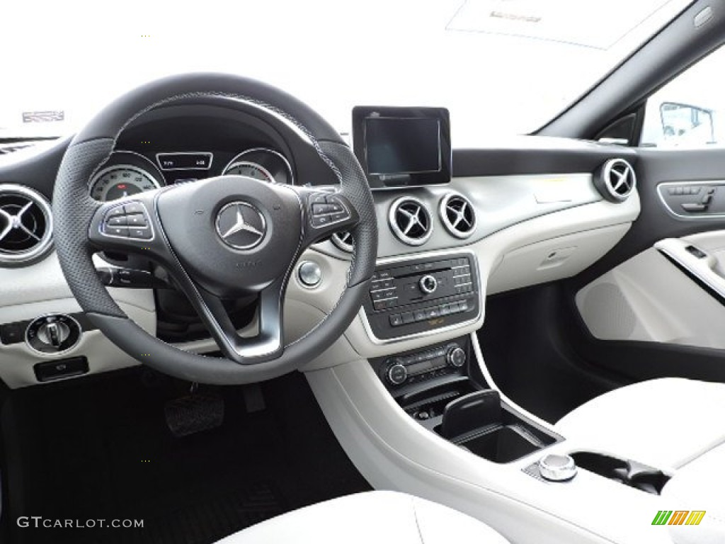 crystal grey interior 2015 mercedes benz cla 250 4matic photo 103378503. Black Bedroom Furniture Sets. Home Design Ideas