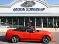 2014 Race Red Ford Mustang V6 Premium Convertible #103398451