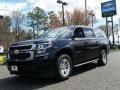 Black 2015 Chevrolet Suburban LS