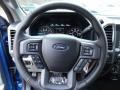 Medium Earth Gray Steering Wheel Photo for 2015 Ford F150 #103424732
