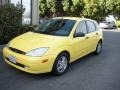 Egg Yolk Yellow 2002 Ford Focus Gallery