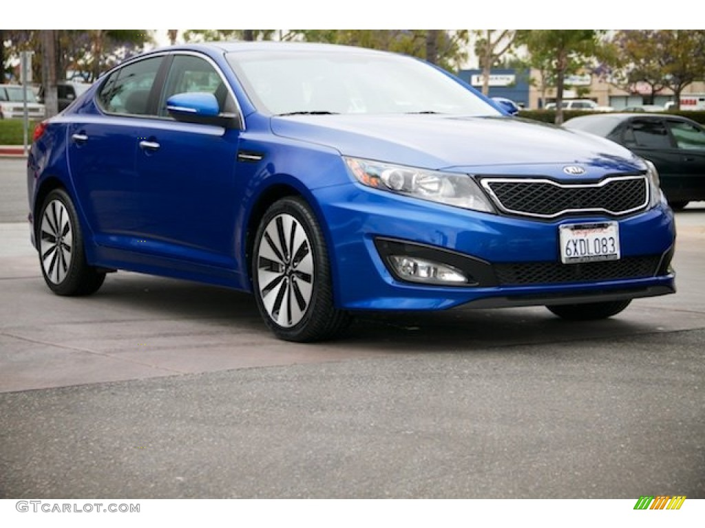 2013 corsa blue kia optima sx 103438438 car color galleries. Black Bedroom Furniture Sets. Home Design Ideas