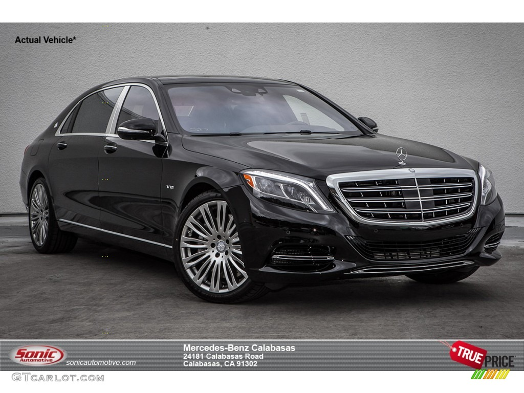 2016 black mercedes benz s mercedes maybach s600 sedan for Mercedes benz s600 coupe