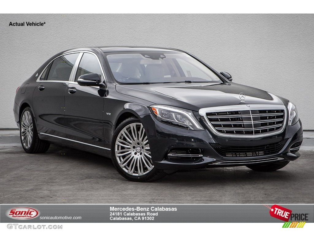 2016 anthracite blue metallic mercedes benz s mercedes for Mercedes benz s600 coupe
