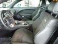 2015 Dodge Challenger Black Interior Interior Photo