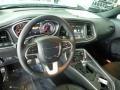 2015 Dodge Challenger Black Interior Dashboard Photo