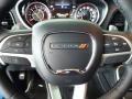 2015 Dodge Challenger Black Interior Steering Wheel Photo