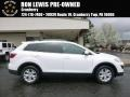 Crystal White Pearl Mica 2011 Mazda CX-9 Touring AWD