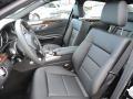 Black 2016 Mercedes-Benz E Interiors