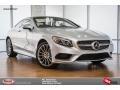 Iridium Silver Metallic 2015 Mercedes-Benz S Gallery