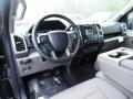 Medium Earth Gray Dashboard Photo for 2015 Ford F150 #103503464
