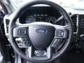 Medium Earth Gray Steering Wheel Photo for 2015 Ford F150 #103503550