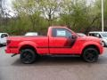Race Red 2014 Ford F150 FX4 Tremor Regular Cab 4x4