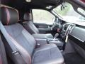 Front Seat of 2014 F150 FX4 Tremor Regular Cab 4x4