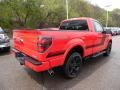 Race Red - F150 FX4 Tremor Regular Cab 4x4 Photo No. 4