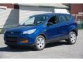 2015 Deep Impact Blue Metallic Ford Escape S #103483827