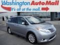 2011 Silver Sky Metallic Toyota Sienna Limited  photo #1