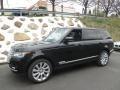 Santorini Black 2015 Land Rover Range Rover Supercharged