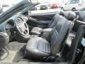 2002 Black Ford Mustang GT Convertible  photo #11