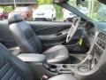 2002 Black Ford Mustang GT Convertible  photo #17