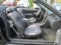 2002 Black Ford Mustang GT Convertible  photo #19