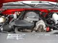 2005 Victory Red Chevrolet Silverado 1500 LS Extended Cab 4x4  photo #13